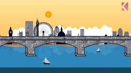 London Bridge Is Falling Down - Full Nursery Rhyme With Lyrics - Classic English