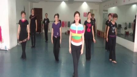 刘华年老师周五班级舞蹈《又见北风吹》