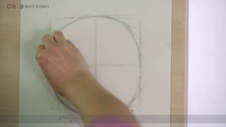 美术微课堂 素描基础入门《素描圆球体》上