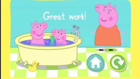 小猪佩奇野餐游戏汪汪队小猪佩奇宝宝巴士熊出没猪猪侠