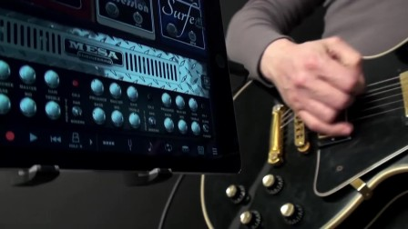 AmpliTube MESA_Boogie for iOS - 简介 - 高增益音色