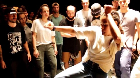 【5BBOY】Fun in the Cypher - Furious Styles Anniversary - Barcelona - SXSTV