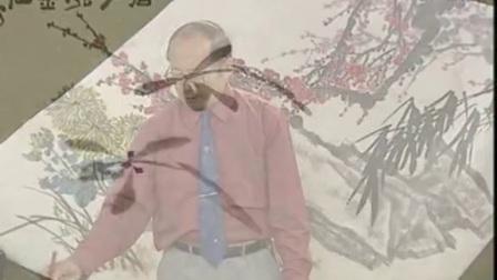 姜守垣国画教学 兰花 学画写意四君子 梅兰竹菊4课时-2[高清版]