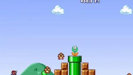 Mario Forever Fantastic land 1至3解说视频