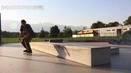 [独家中文字幕]新手必看,练习滑板动作的5个秘诀!