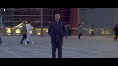 David Zhang男装定制2017宣传片