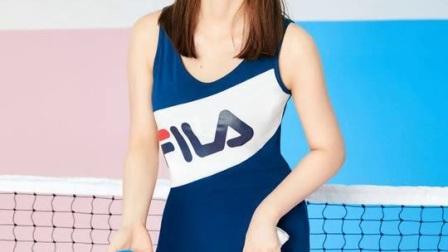 金裕贞品牌写真出炉,变身夏日网球女神