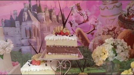 西点蛋糕大赛  成都新东方烹饪学校