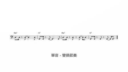 [Ep.17] 如何寫出動感的低音線條?