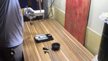 西马特 S/N:20008 手动攻丝机 安装视频