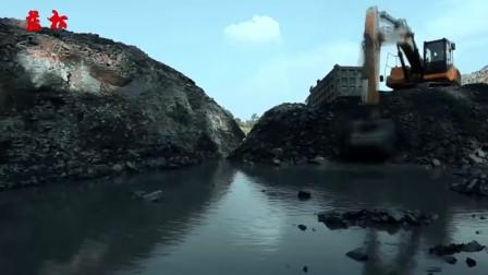 水陆两栖挖机(浙江益松)