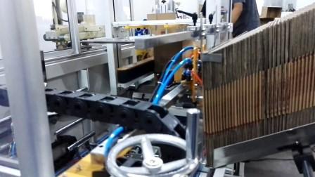 饮料纸箱成型机,果汁饮品自动开箱机
