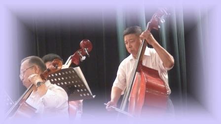 《大合唱》黑龙江省省直机关老干部管弦乐队