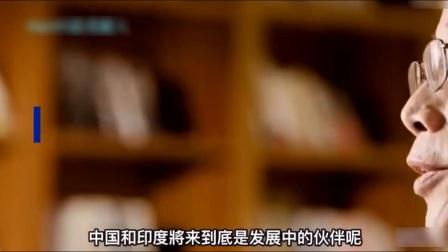 中国教授一语直击印度要害, 太牛了!
