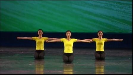 中国舞蹈家协会 第三版 1-2级 小星星洗澡