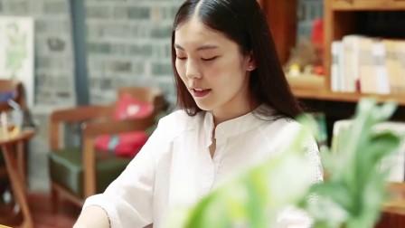【A236】苏苏姐家_钩针小花束组装方法_教程好看的编织视频