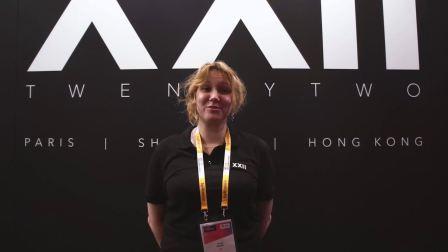 XXII在巴黎VivaTechnology展会【XXII】