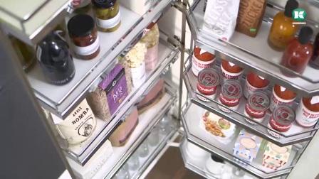 德国凯斯宝玛 - 我家的厨房 #7 -TANDEM 连动拉篮
