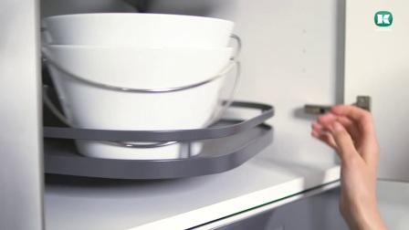 德国凯斯宝玛 - 我家的厨房 #9 -TurnMotion 灵动旋转篮