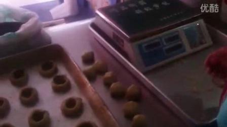宫廷桃酥怎样做放白芝麻还是黑芝麻高清