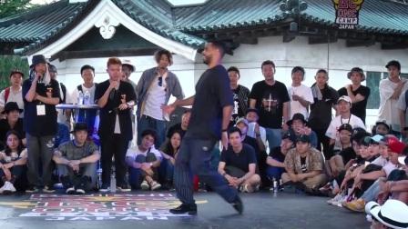 KEI vs NELSON Best8_01 _ SAMURAI WORLD FINAL _ Red Bull BC One Camp Japan