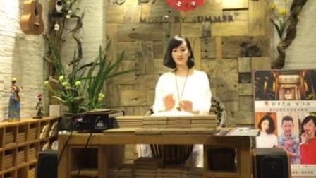 丽江小宝贝手鼓美女夏夏个人资料微信微博曝光