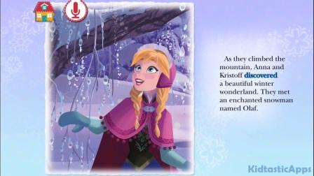Frozen Storytime - Full HD Playthrough (Great bedtime story for kids!)