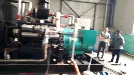 300千瓦燃气发电机组 沼气发电机 液化石油气发电机