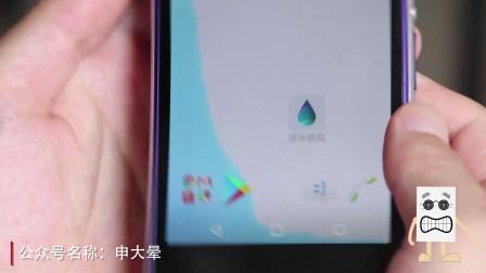 简单好玩的液体手机壁纸, 重力感应喷溅出各种水花