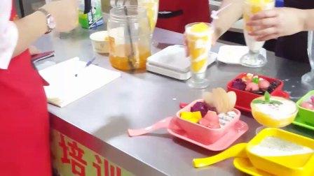 港式甜品培训,哪里有甜品培训学习,贵州贵阳遵义可德士培训甜品学习班