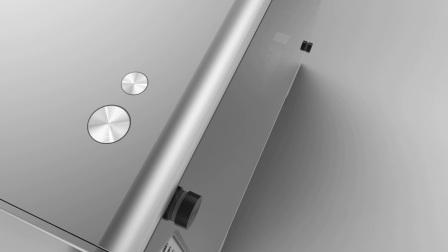 普力魔(PRIMO) 魔方P37E 全铝MATX电竞机箱3D视频介绍