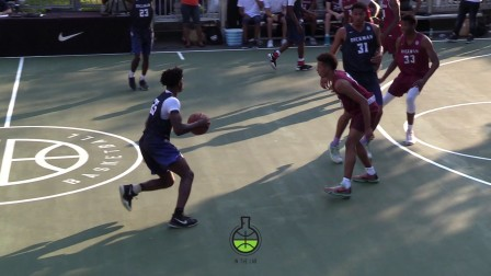 Elvin Rodriguez Is A CRAZY NEW YORK CITY Basketball Player!!