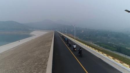 骑行潭溪山