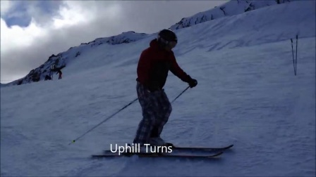 Alpine skiing technical progression and drills