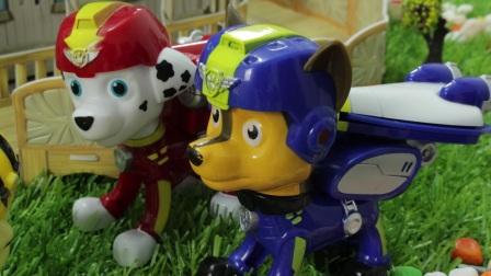 【玩具车不见了】汪汪队立大功狗狗巡逻队小猪佩奇粉红猪小妹熊出没托马斯小火车亲子故事