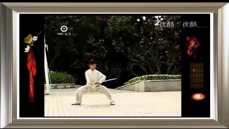 马畅陈式太极剑49式 (重配乐--古琴禅修)