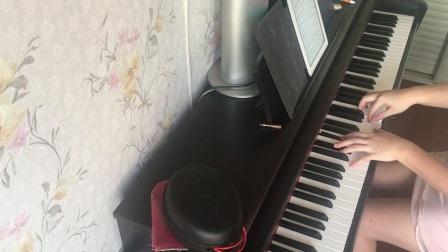 夏至未至插曲《我想念》钢琴曲_tan8.com