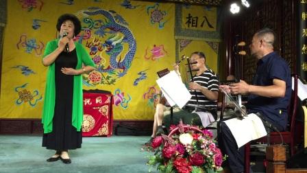 2017年7月8日白派名票刘文云在同悦兴茶楼唱的白派评剧(琵琶词)选段