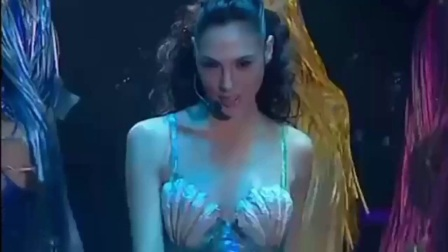 神奇女侠火了盖尔加朵, 你见过她劲歌热舞吗, 以