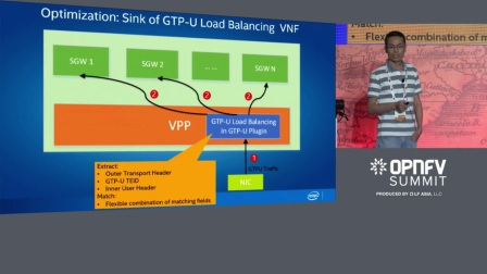 Enabling High Performance Flexible 5G User Plane and SFC Data Plane in VPP