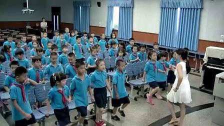 调皮的小闹钟小学音乐人音版-重庆市大渡口区四胜小学校
