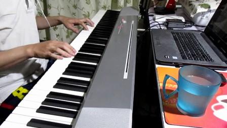 【电钢琴】穿越时空的思念
