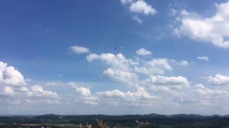 2017-7-8  南谷滑翔伞飞行