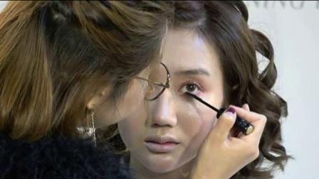 6新娘彩妆培训1新娘跟妆造型清新仙美风格 (27)1韩式婚纱照新娘造型
