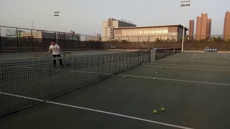 陈凯网球训练1