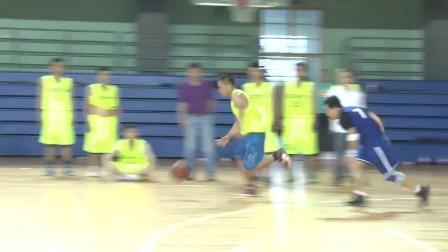 学校教职工男子篮球赛落幕