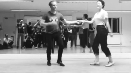 Classic Swing Out Variations with Sharon Davis & Tony Jackson