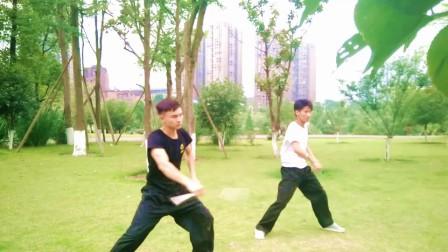 封尘小练——杨明涛、蔡明夕