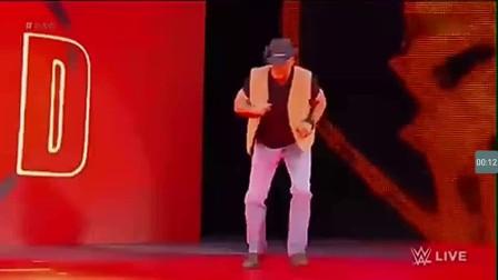 RAW1月9日肖恩迈克尔斯回归