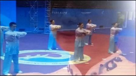 13届全运会六字诀冠军内蒙古自治区代表队